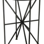 quadrant black marble accent table from moes home coleman furniture wine rack cabinet garden and chairs windham coffee with baskets shabby chic side set oriental ginger jar lamps 150x150