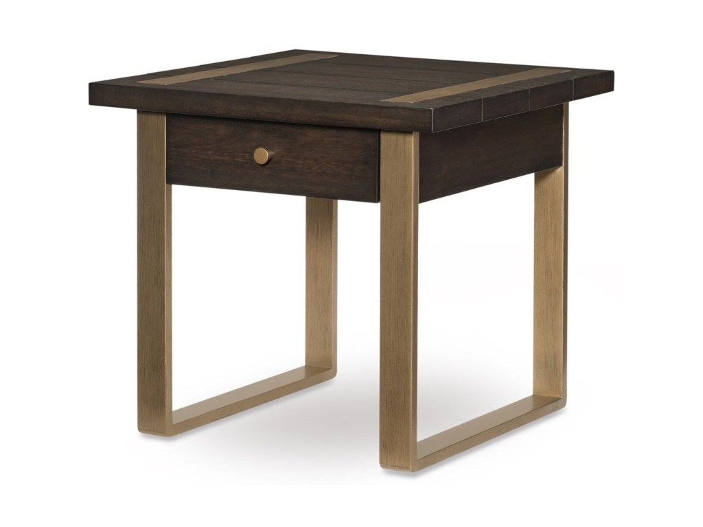 rachael ray home legacy classic austin square end table with products color threshold parquet accent metal fashion furniture tables target tall acrylic nesting coffee skinny