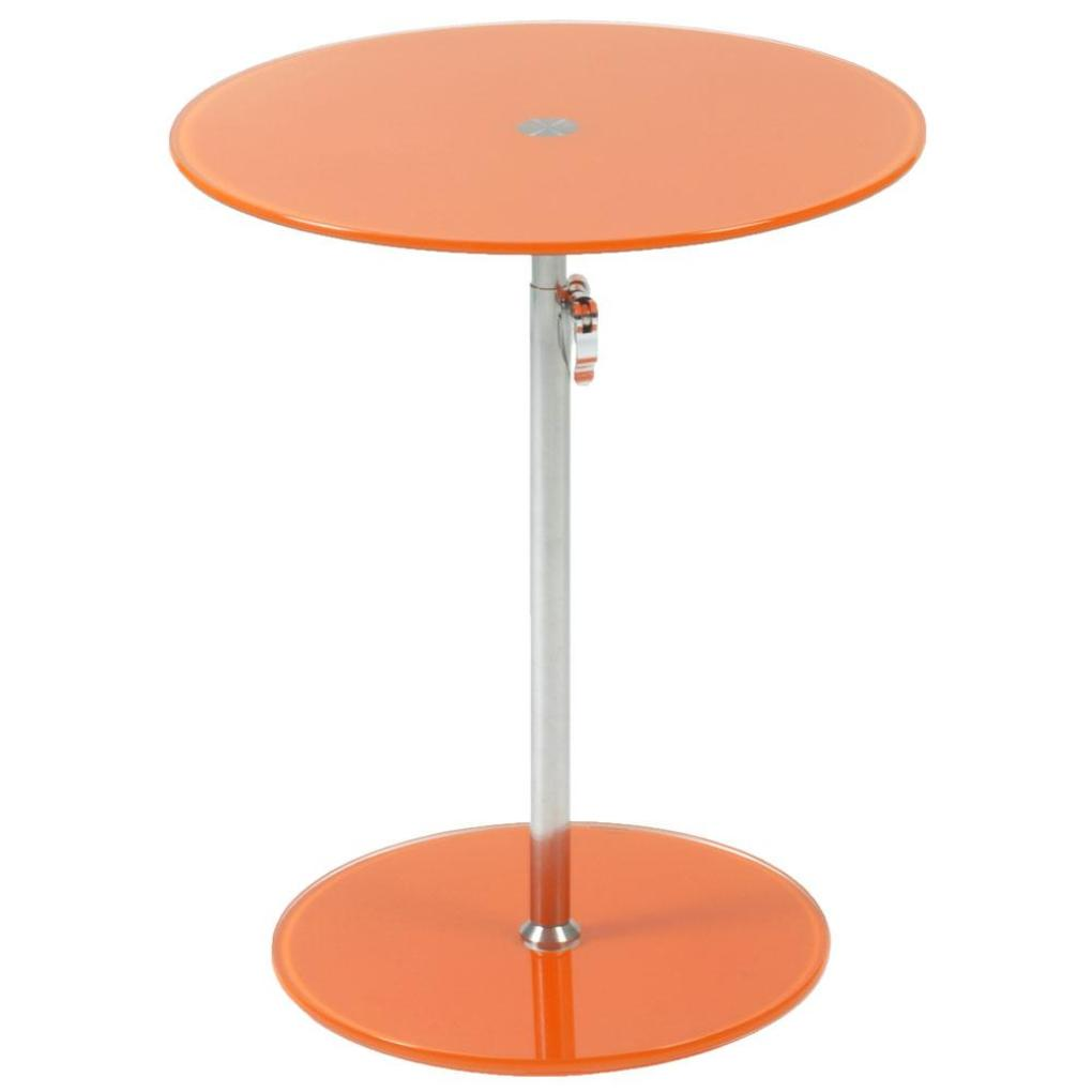 rafaella round glass side table orange chrome plant stands and italmodern outdoor lamp design patio sets clearance electric wall clock ultra furniture short metal corner bench
