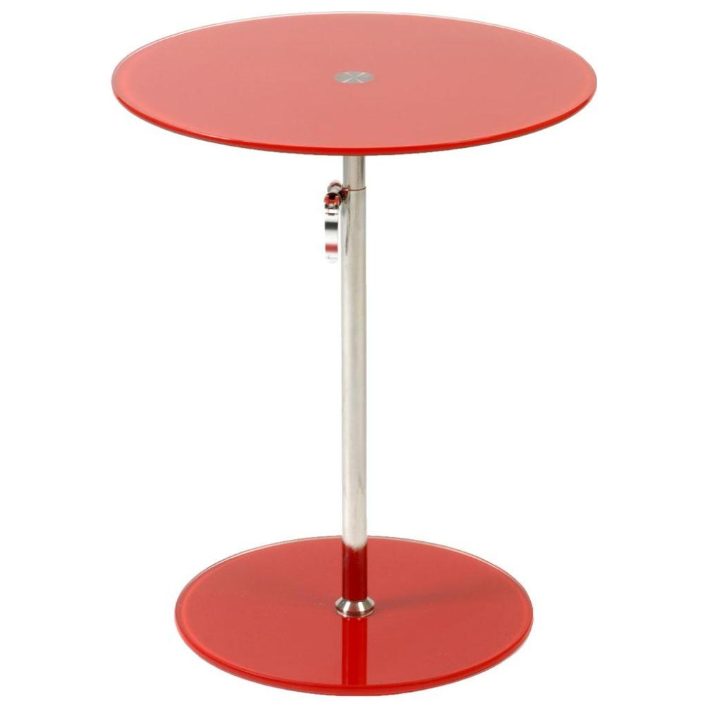 rafaella round glass side table red chrome plant stands and italmodern accent dining room antique lamp ikea standing mirror gold floor white nightstand small trestle legs short