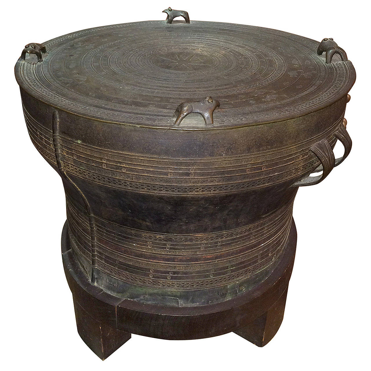 rain drum side table design ideas pottery barn frog accent bronze wooden storage chest ikea gold circle coffee round cover tyndall furniture west elm outdoor lighting antique