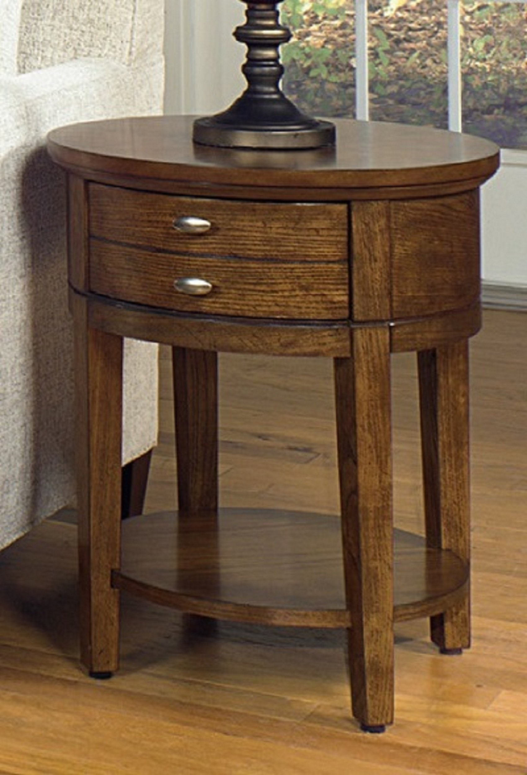 ranchero end table joss main weybossett patchen accent home decor mirrors coffee designs bronze patio side mahogany bedside tables west elm wood art brass base small round vinyl