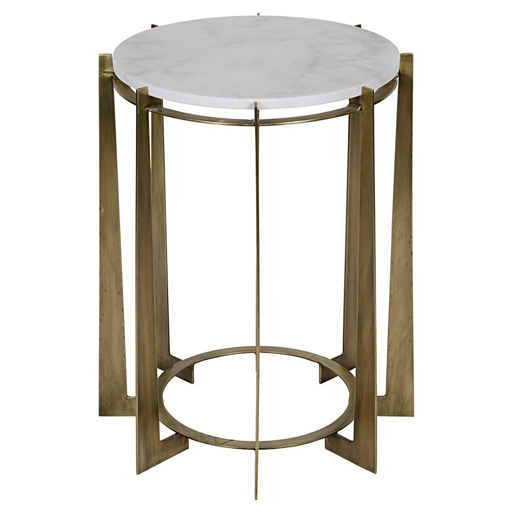 rawson metal drum accent table contemporary side hallway leonard regency antique brass white quartz eyelet coffee with casters glass knobs pier imports furniture oak occasional