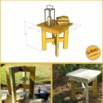 reasons build your deck with southern yellow pine wood outdoor side table from wooditsreal real awesome and end set hobby lobby sofa concrete bedside round dining leaf nautical 150x150