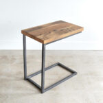 reclaimed wood table industrial box frame side etsy fullxfull accent black bassett coffee tables sofa reviews couch ikea inch round plastic tablecloths grey white ceramic end 150x150