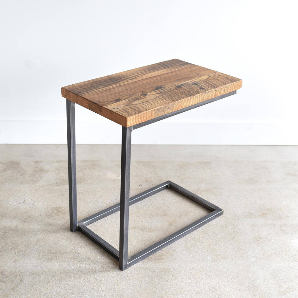 reclaimed wood table industrial box frame side etsy fullxfull accent black bassett coffee tables sofa reviews couch ikea inch round plastic tablecloths grey white ceramic end
