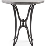 recycled metal furniture collection arhaus product largestandard zinc accent table small stand upcycled dining storage cabinets high end tables black and white throw rug round 150x150