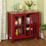 red accent cabinet kitchen elegant furniture more character with cabinets jeanettejames target table beautiful dining room gold home decor bistro set white plastic patio side 150x150