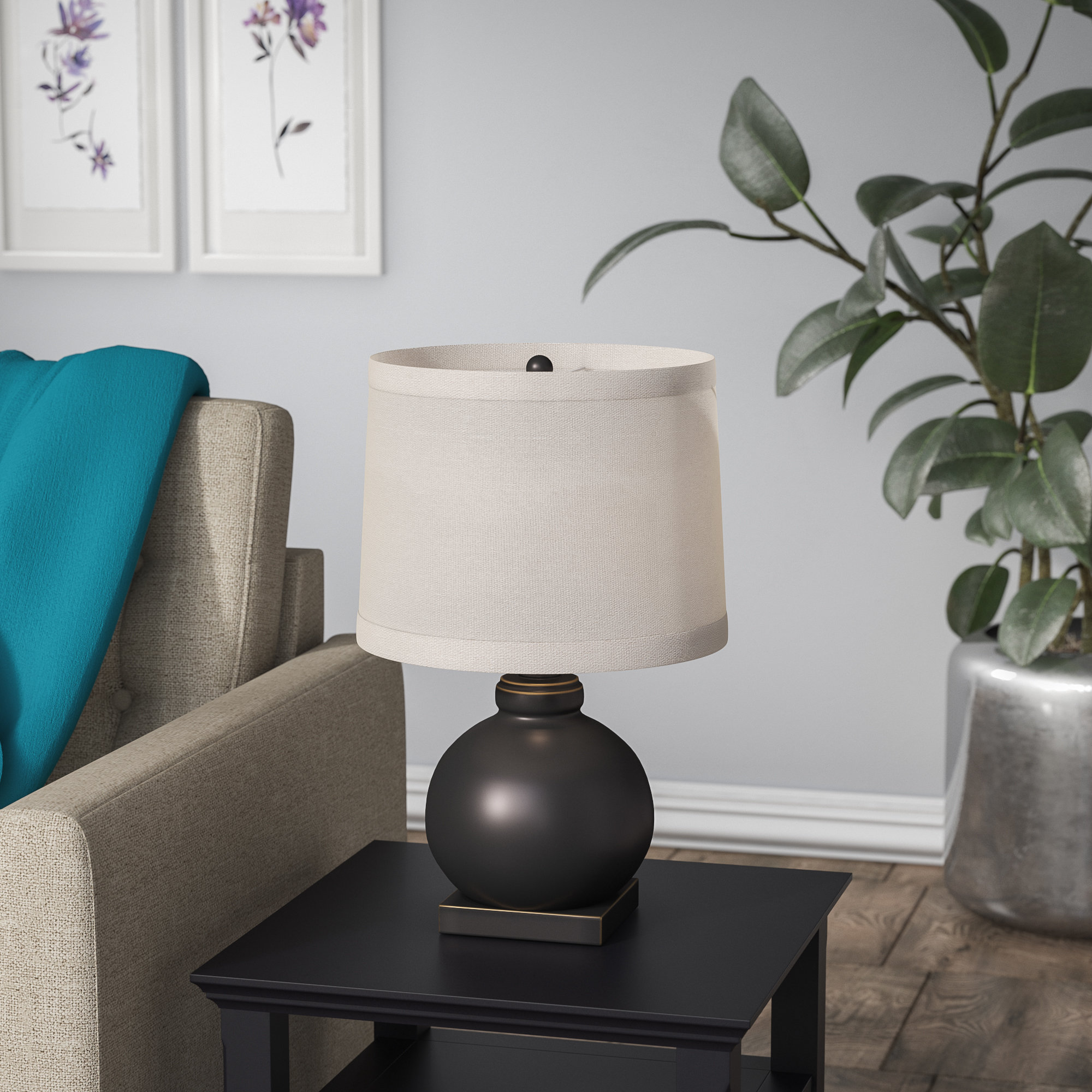 red barrel studio watkins metal accent table lamp reviews teal cabinet linen company long narrow end inexpensive round coffee black side tile transition antique annie sloan chalk