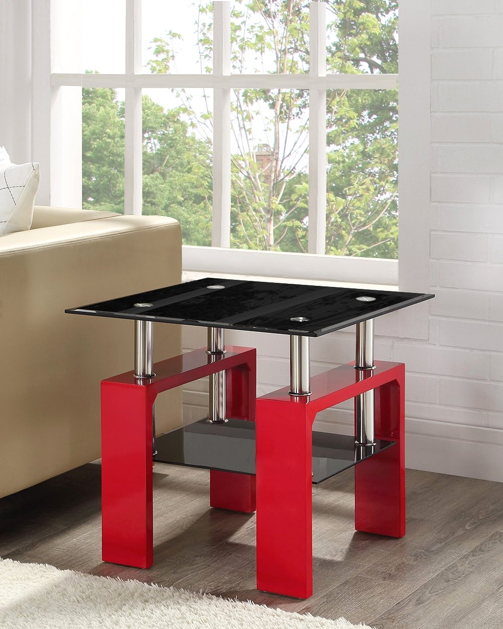 red end table home design nightstands under small accent tables bedside living room coffee and light kitchen lighting leather trunk white slim side hidden nightstand sofa chairs