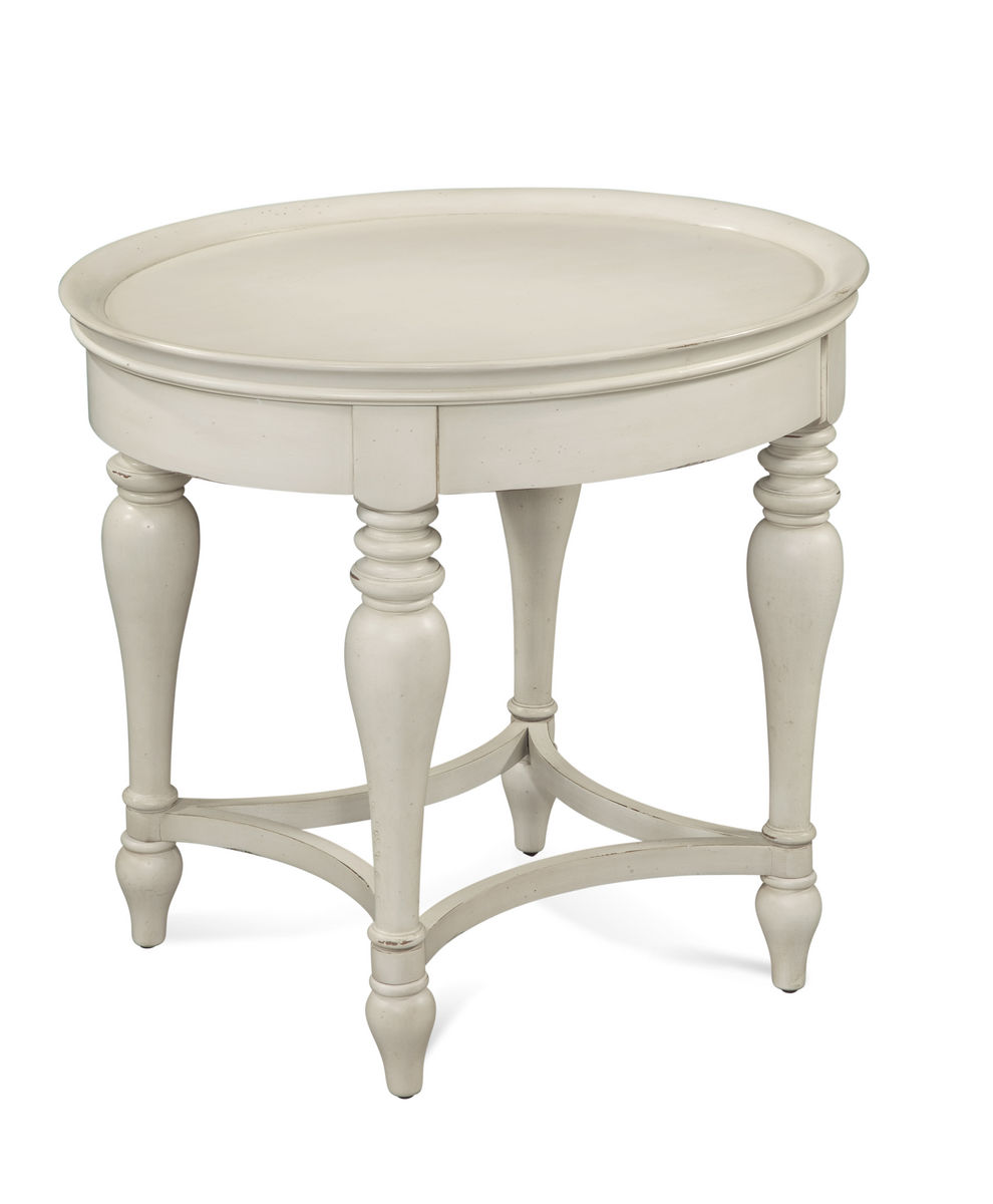 refurbished furniture probably perfect nice antique wood end sanibel oval table off white decor south tables life stages dog crate outdoor side ontario for bedroom ethan allen