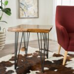 regent natural finish firwood faux live edge end table mawr metal accent kitchen dining winsome wood beechwood espresso pier promo code grey wicker patio furniture narrow console 150x150