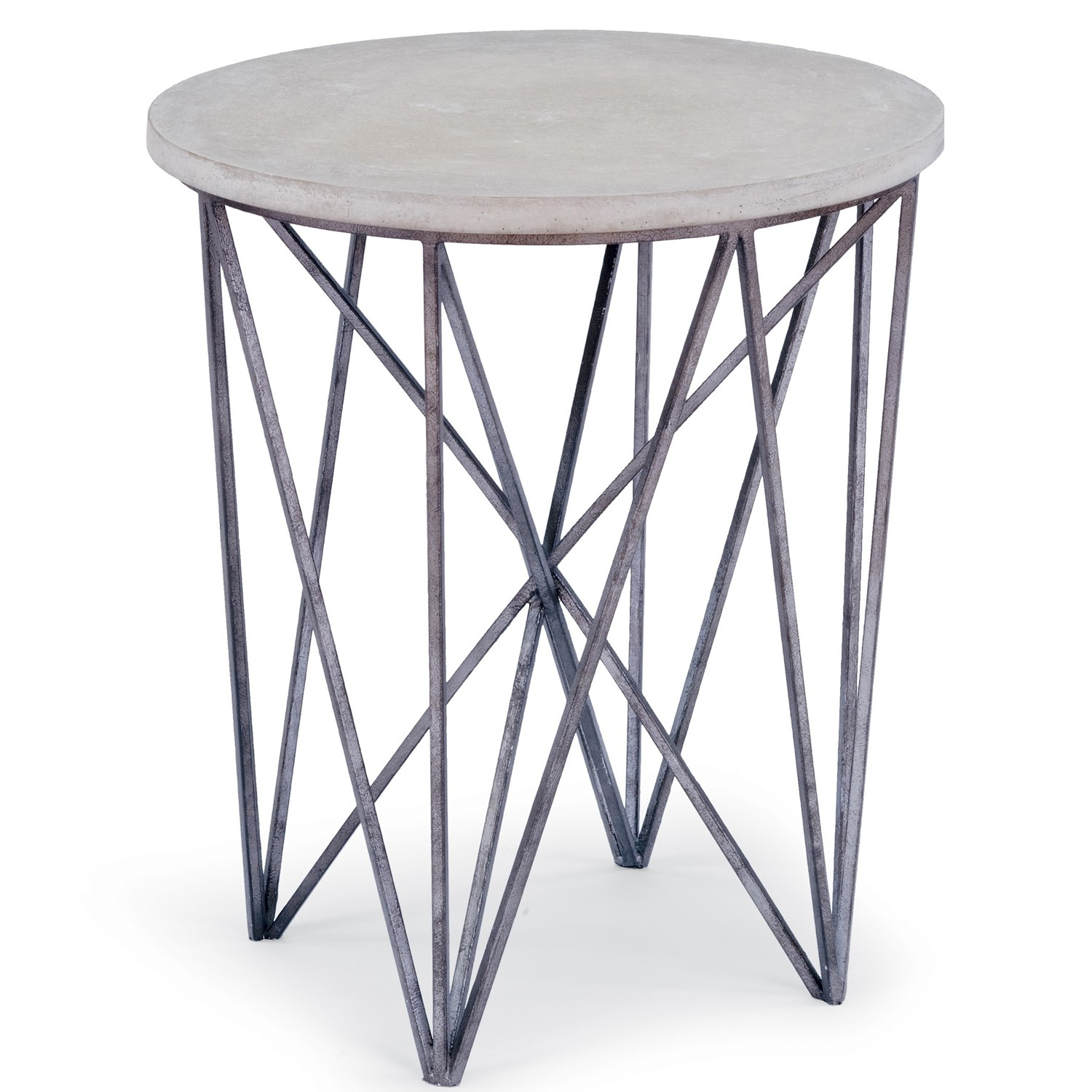 regina andrew cecil accent table black iron candelabra inc side pedestal target standing lamp mirrored vintage trestle round outdoor furniture thin entrance room essentials
