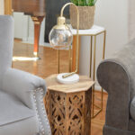 relaxed coastal modern living room makeover fox hollow cottage casual rustic open concept music foxhollowcottage sponsored partnership with better homes gardens and accent table 150x150