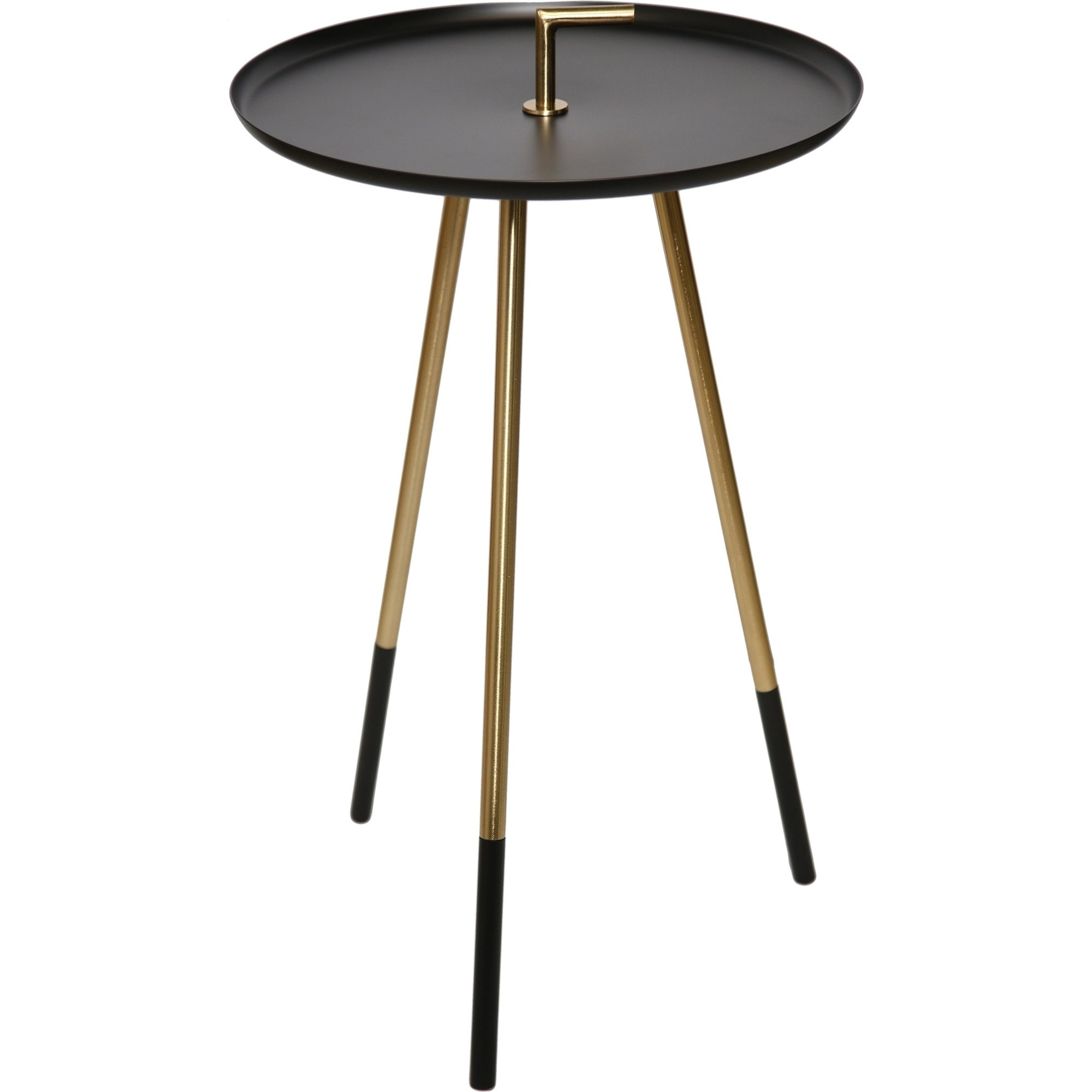 renwil botkins black and goldtone iron folding modern accent gold table free shipping today antique marble side pier one imports dining room sets square espresso coffee mirimyn