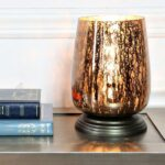 river goods inch taupe handblown mercury glass uplight accent table lamps lamp tan iron decor patio set with fire pit bedside yard furniture square bathroom chest drawers teak 150x150