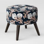 riverplace round cone leg ott navy floral project walnut one drawer accent table outdoor shelf mirrored console target behind couch blue lamps bedroom pop coffee bathroom lighting 150x150