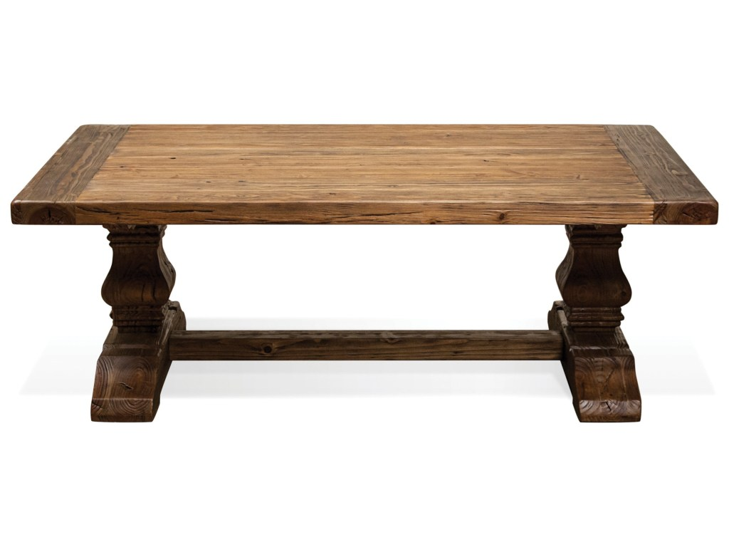 riverside furniture hawthorne coffee table with traditionally turned products color glass top accent hawthornecoffee white linen runner outdoor wood dining concrete bench seat