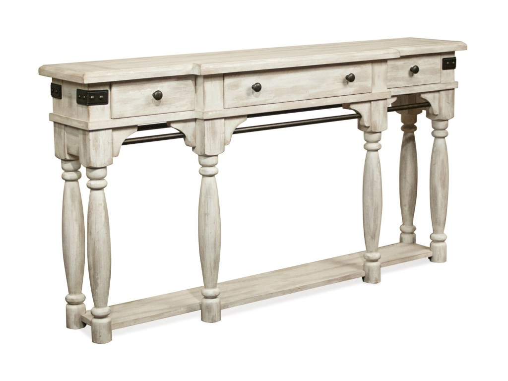 riverside furniture regan server console table with turned products color leg accent threshold reganserver dorm necessities heavy legs garden kohls gift registry wedding marble
