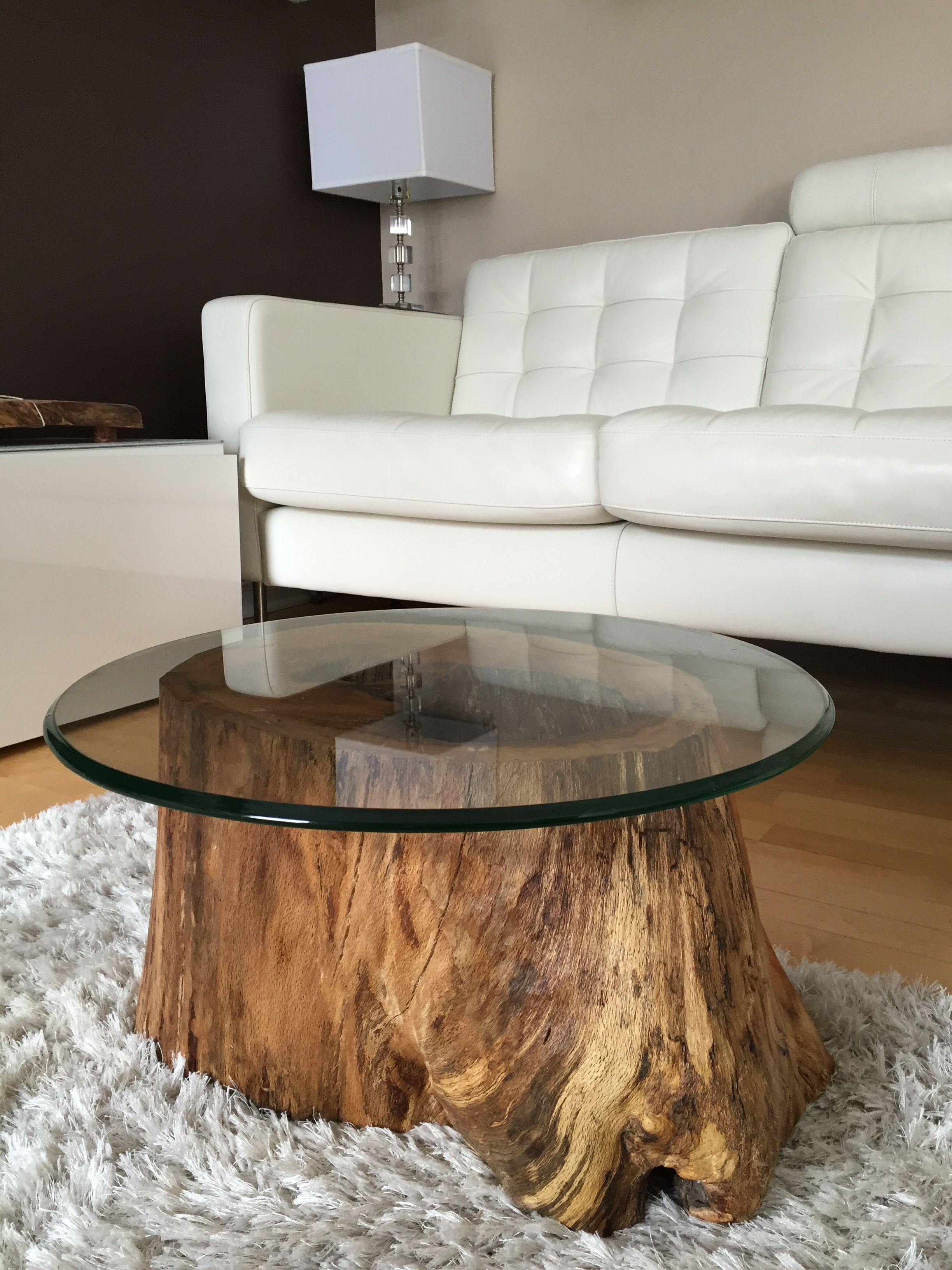 root coffee tables log furniture large wood stump accent table side rustic eco friendly reclaimed rectangle patio cherry nightstand painted nightstands black cube end clear touch