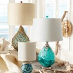rope sea glass table lamp pier imports one accent lamps dining with six chairs sisal runner grey and white round wood coffee cool retro furniture garden umbrella pool wedding 150x150