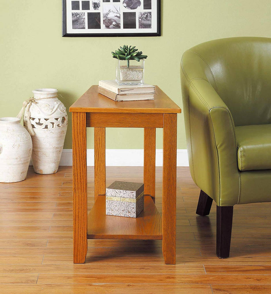 rosewood tall end table coffee brown luxury ameriwood home homelegance chair side oak finish espresso accent oblong vinyl tablecloth outdoor wicker furniture covers hairpin legs