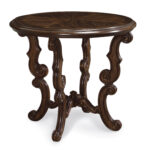 round accent table furniture design popular with best tables ideas amp decors antique small dale tiffany aldridge lamp bronze side fireplace chairs modern metal end inches high 150x150