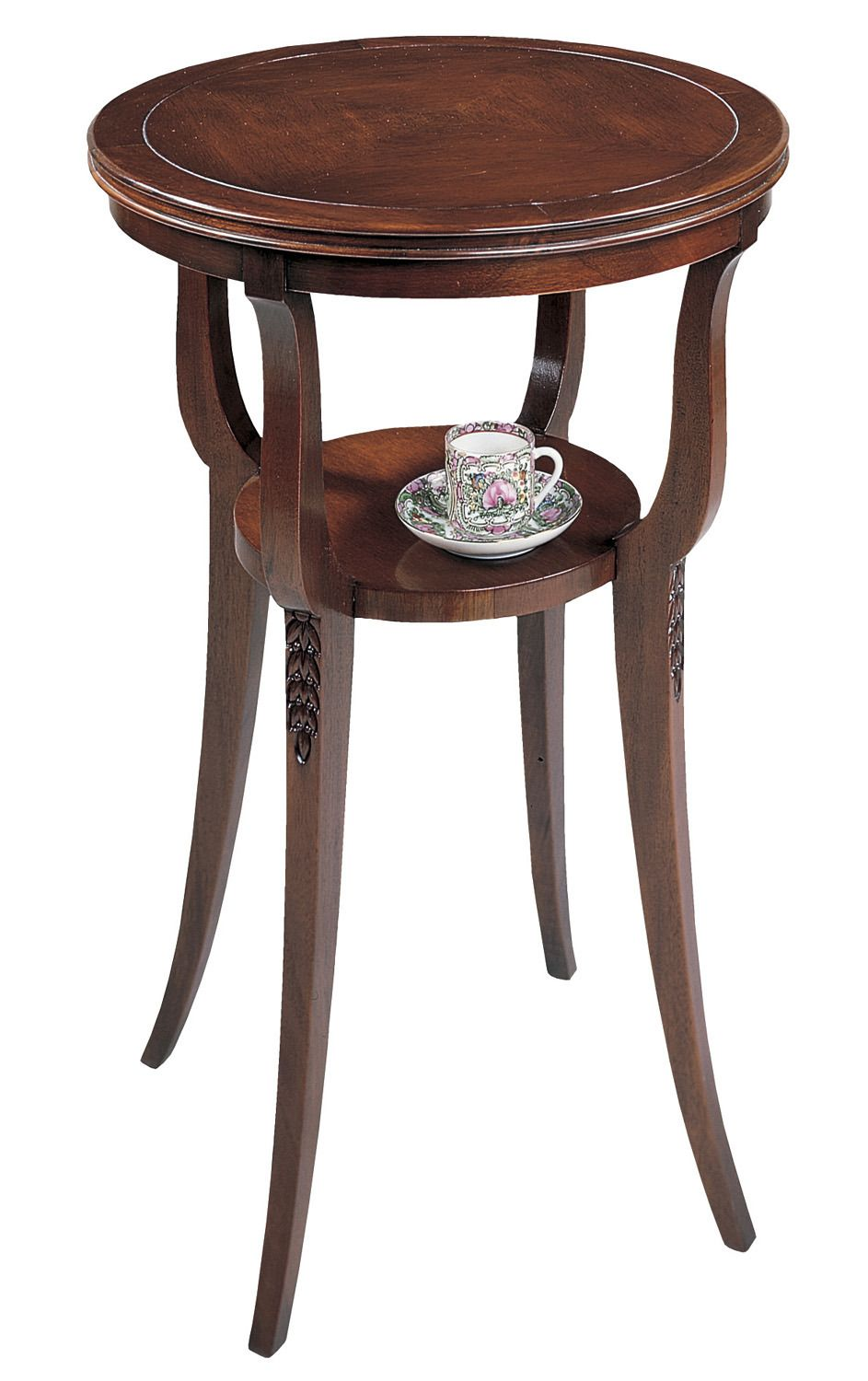 round accent table hekman furniture home gallery with drawer counter height hampton bay wicker patio gold lamp butler tray best drum throne under vacuum goods vanity affordable