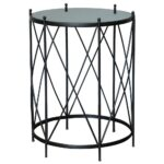 round accent table with marble top tall brown free shipping today skinny behind couch outdoor cooler stand storage cabinets doors white counter height set torchiere floor lamp 150x150