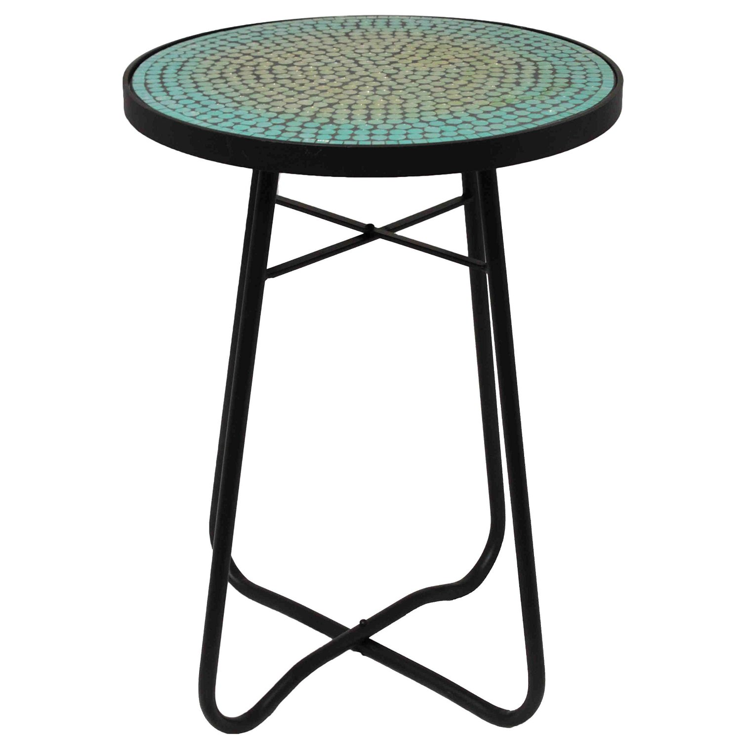 round black accent table find metal get quotations side contemporary style crafted glass marble coffee toronto silver occasional comfortable drum throne white gloss nest tables
