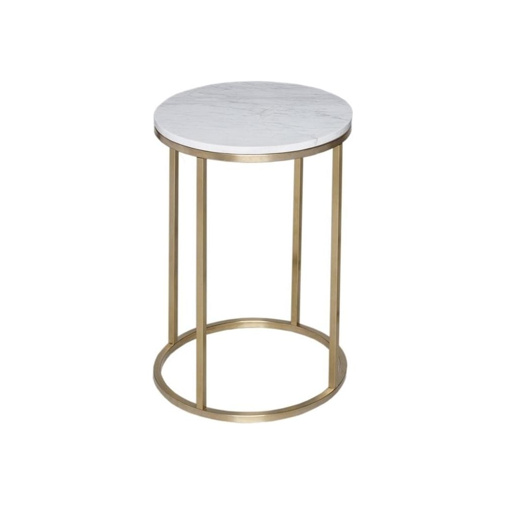 round black mirrored gold side table mulberry moon for remodel white marble and metal from fusion living inside prepare accent with drawer architecture ultra modern end tables