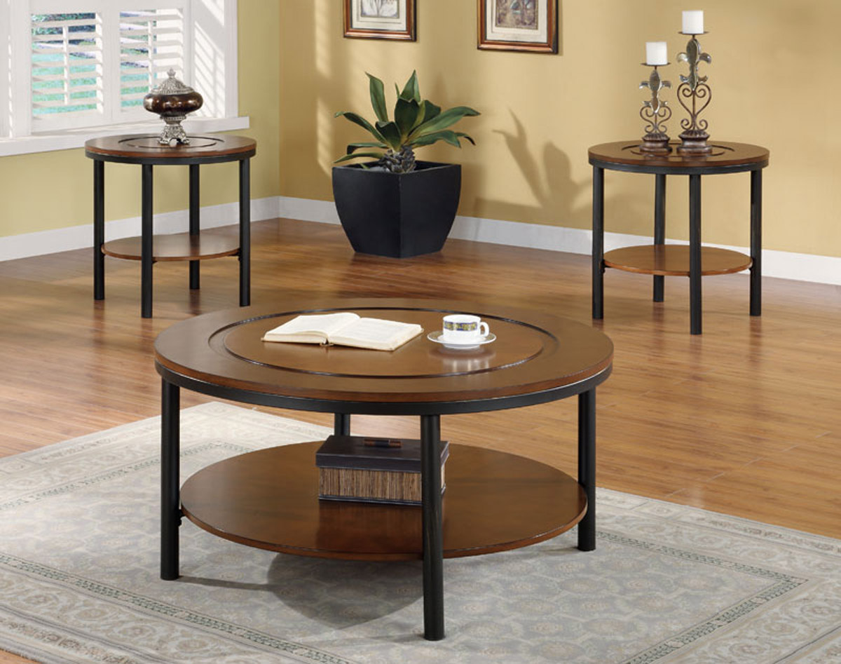 round coffee table sets end set vintage accent furniture royal farm bench plans glass top garden rustic dining room magnussen harper unique tables diy kitchen building black patio