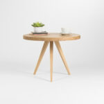 round coffee table small end accent made solid oak file original tables red pieces led battery lamp mango sideboard bathroom chest drawers blue and white jar black chrome entry 150x150