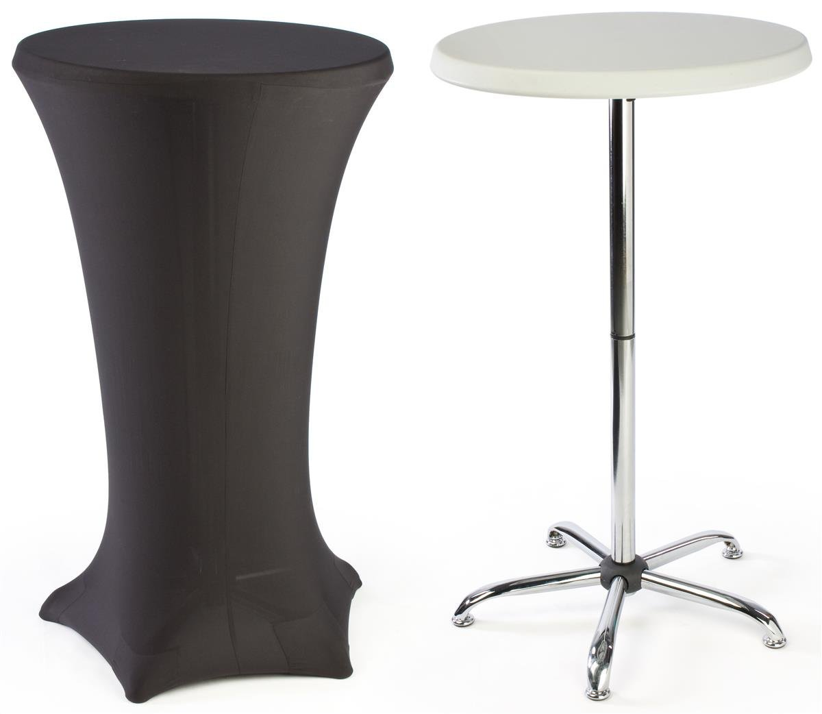 round coffee tables special tall stainless steel legs cocktail table with white pedestal accent hairpin leg stool clamp lamp howard elliott mirrors ceramic rattan cube side barn