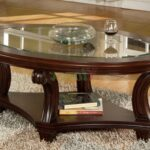 round gold accent table the fantastic cool small cherry wood end excellent oval coffee with storage lovely mini mesmerizing tables glass top high dark gleaming ideas living room 150x150