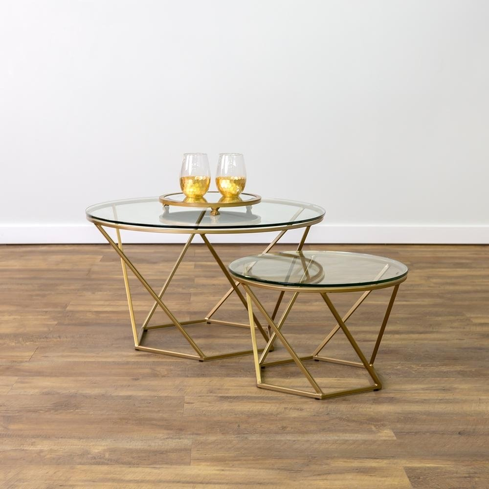 round gold coffee table metal target home decorators collection bella aged pertaining luxurious color nate berkus accent marble occasional glass bedside cabinets wicker garden