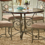 round marble dining table with plates home interior design the mawr metal accent winsome wood beechwood end espresso mini white coffee pottery barn slipcover sofa bunnings outdoor 150x150