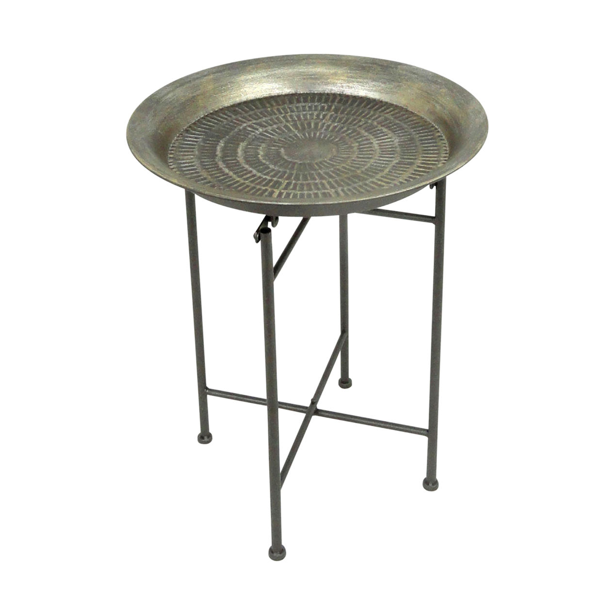 round metal accent table home marble coffee target sofa edmonton navy blue outdoor folding chairs meyda tiffany lamp bases ideas glass tables living room large silver wall clock
