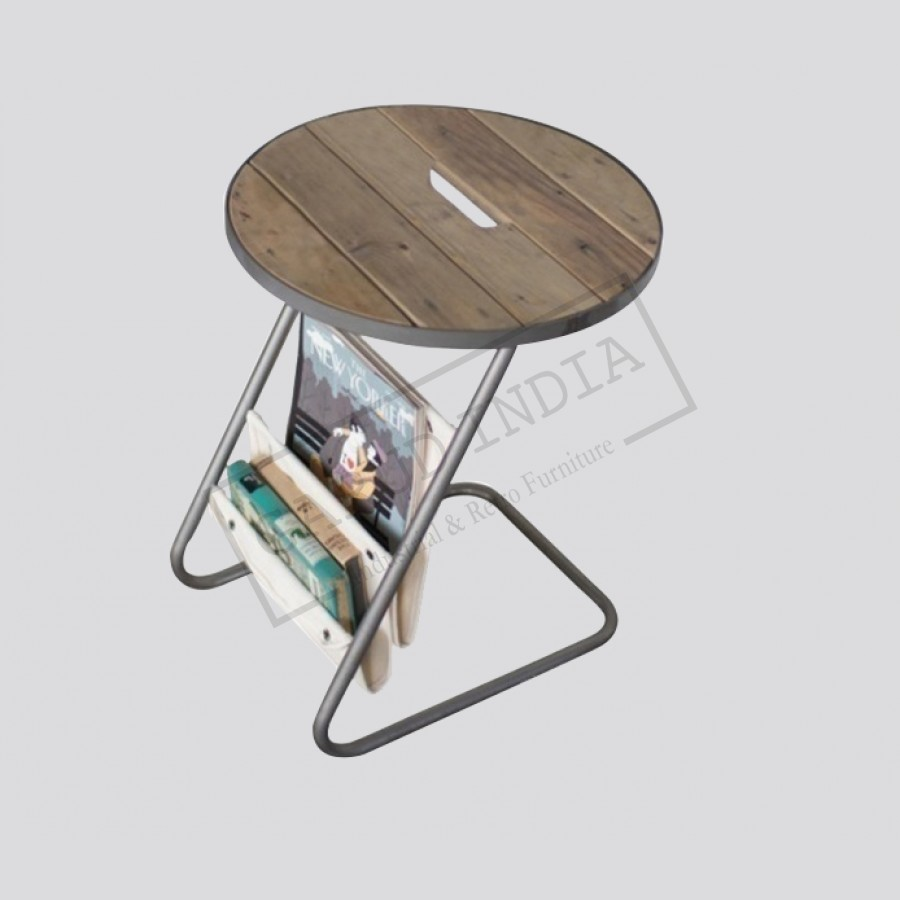 round metal accent table product popup and wood coffee tables marble granite drum stool top legs for outdoor storage tall patio side ashley furniture wesling white rectangle