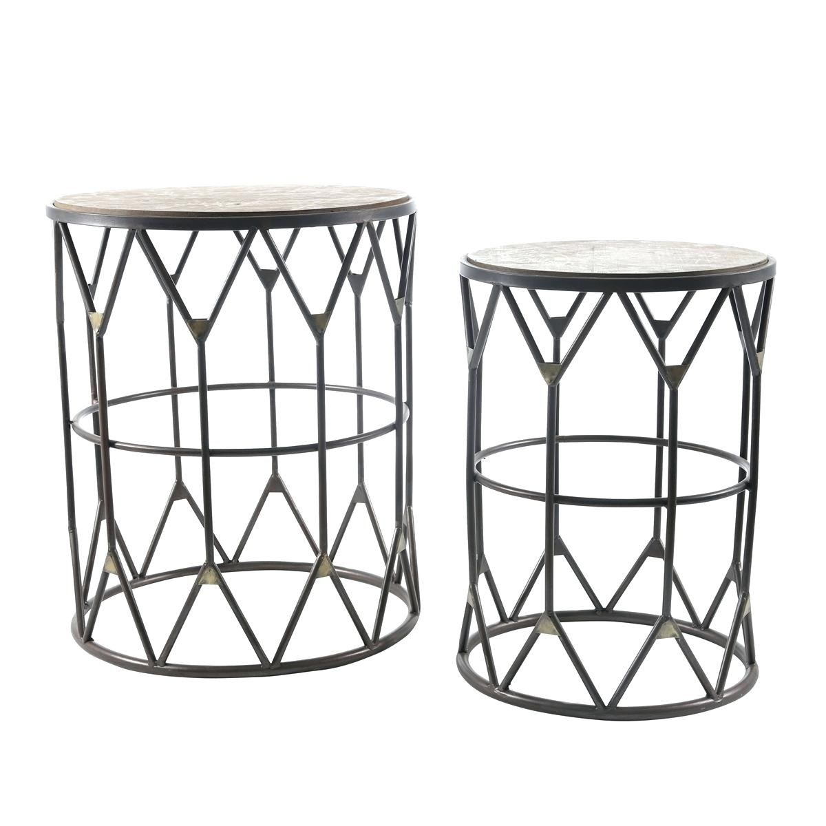 round metal accent table tables wood top target white black mirrored chest couch ideas modern and glass coffee barn style corner bench dining set room with leaf umbrella stand