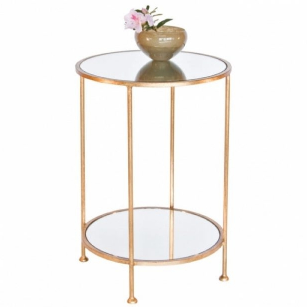 round metal end table unique tables nesting accent and wood glass with gold legs pool furniture bunnings reading lamp modern white ashley wesling coffee ethan allen chairs inch