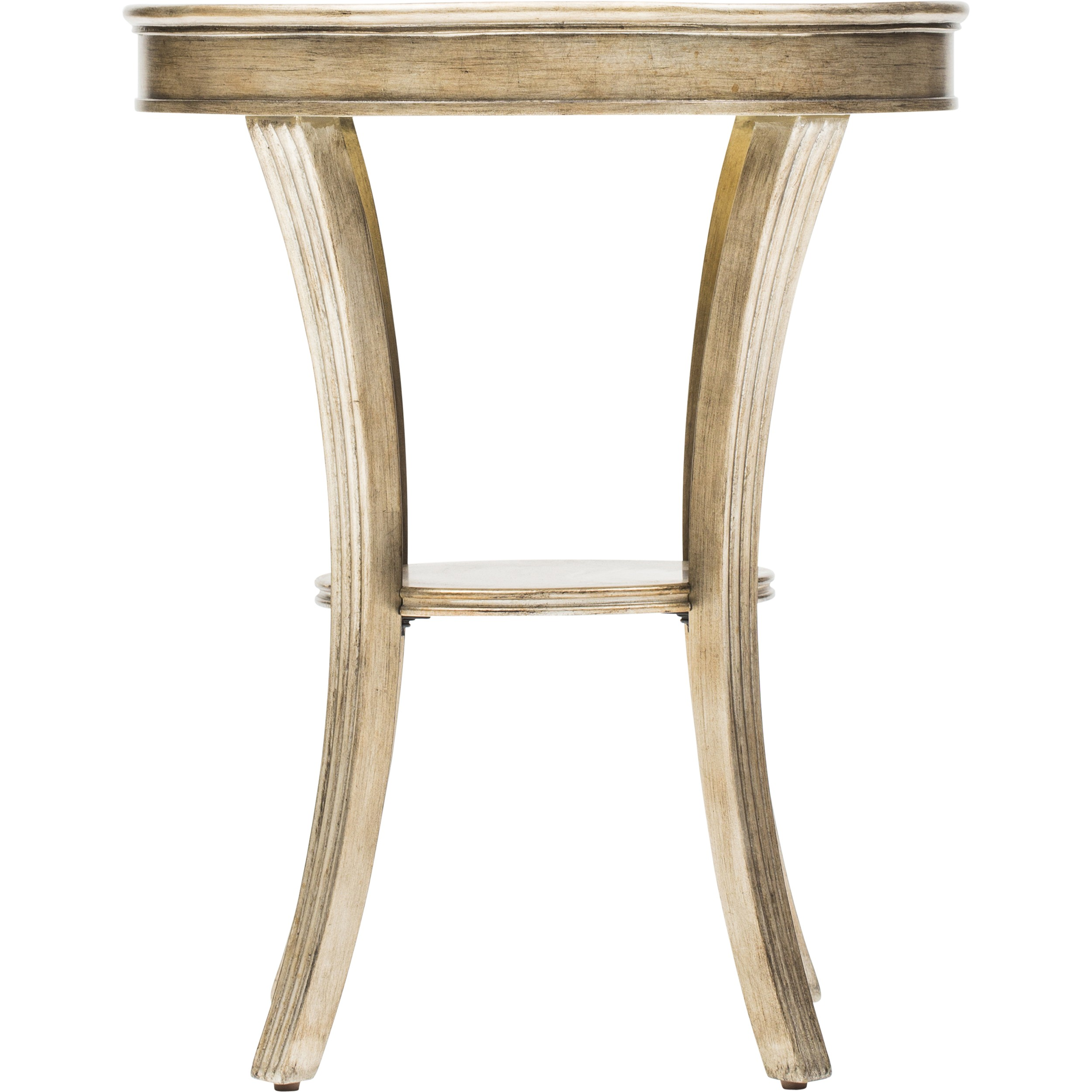 round mirror accent table end tables furniture with clear acrylic sofa side height white bedside kmart drop leaf chairs meyda tiffany lighting unusual for living room pedestal