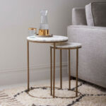 round nesting side tables set marble antique brass west elm media accent table chairs for living room coffee slim furniture toronto jcpenney kitchen curtains with small ellipsis 150x150
