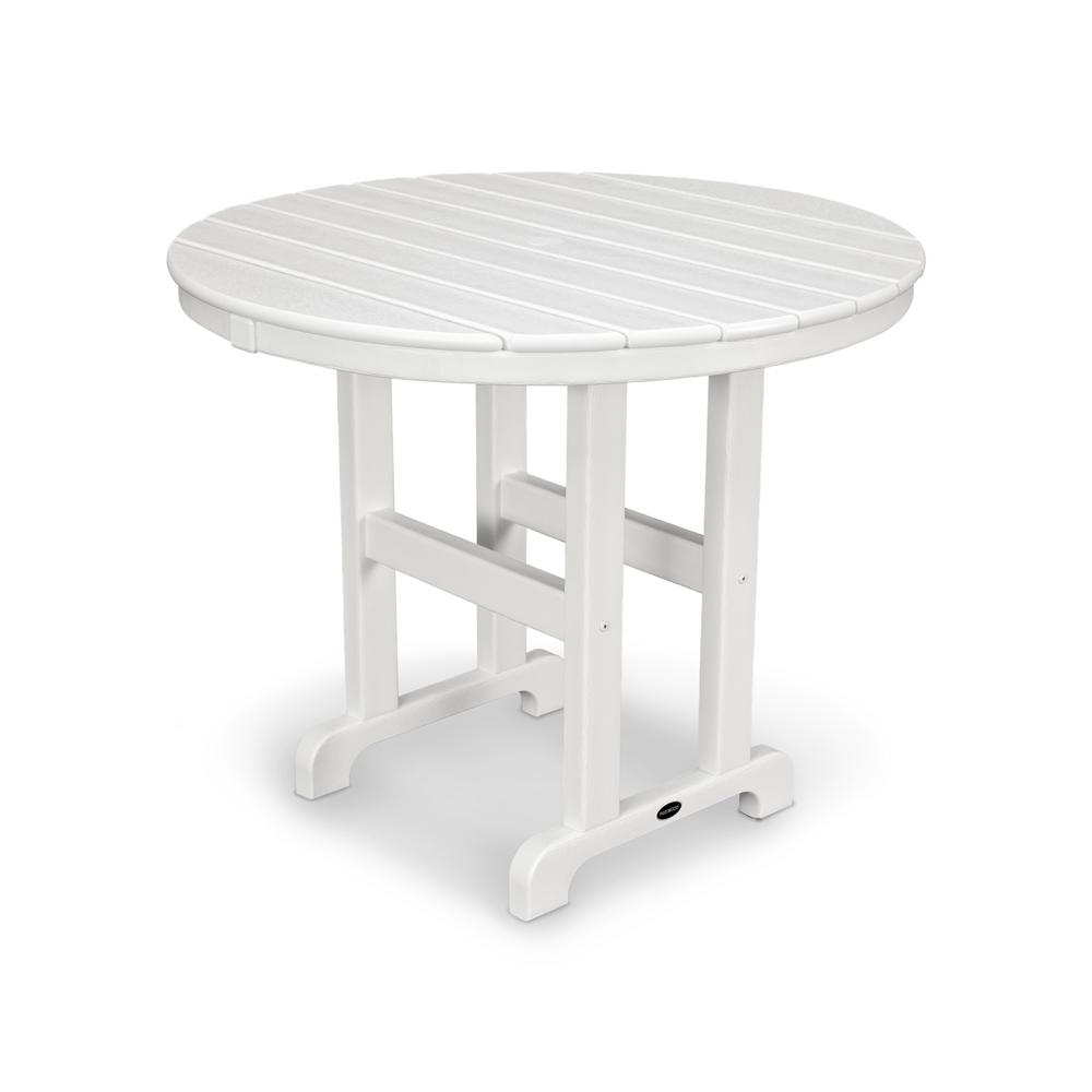 round patio tables small house interior design resin outdoor side the plastic table blanket box ikea dorm stuff garden bench covers furniture moving pads grey marble tilt umbrella