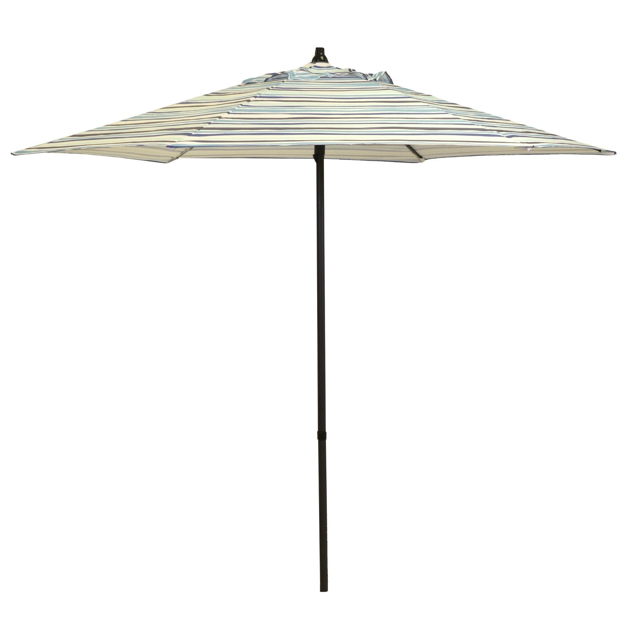 round patio umbrella turquoise black pole room essentials metal accent table cherry wood dining exterior west elm mid century bedside mosaic tile outdoor side wade furniture