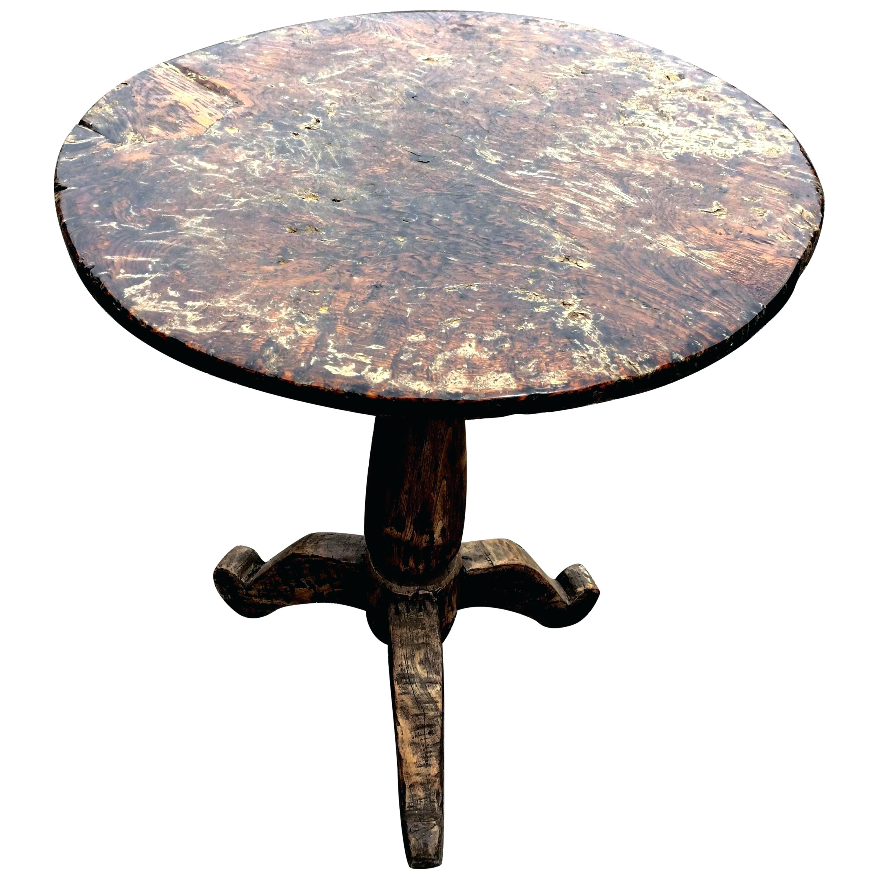 round pedestal side table black accent superb primitive carved wood end for base west elm abacus floor lamp better homes and gardens furniture glass bedside lamps outdoor plans