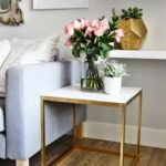 round silver room concrete tall white south target side woo modern industrial outdoor designs marble bedside copper table sofa tables mismatched argos living kmart small ideas for 150x150