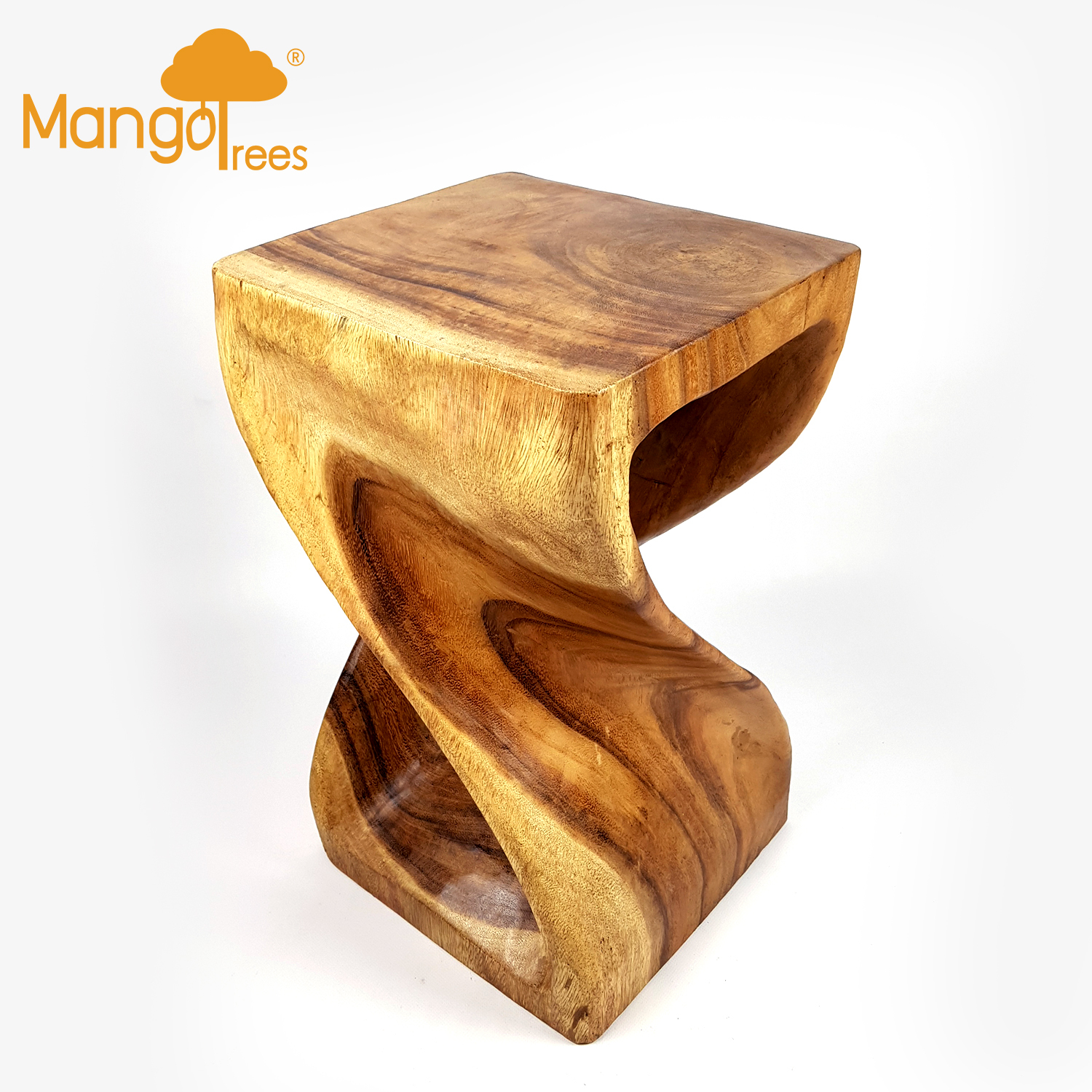 round sofa probably super cool twisted wood end table idea stump stool wooden side corner mango trees rtf twist white coffee ikea top phone charger desk mirror lacquer antique