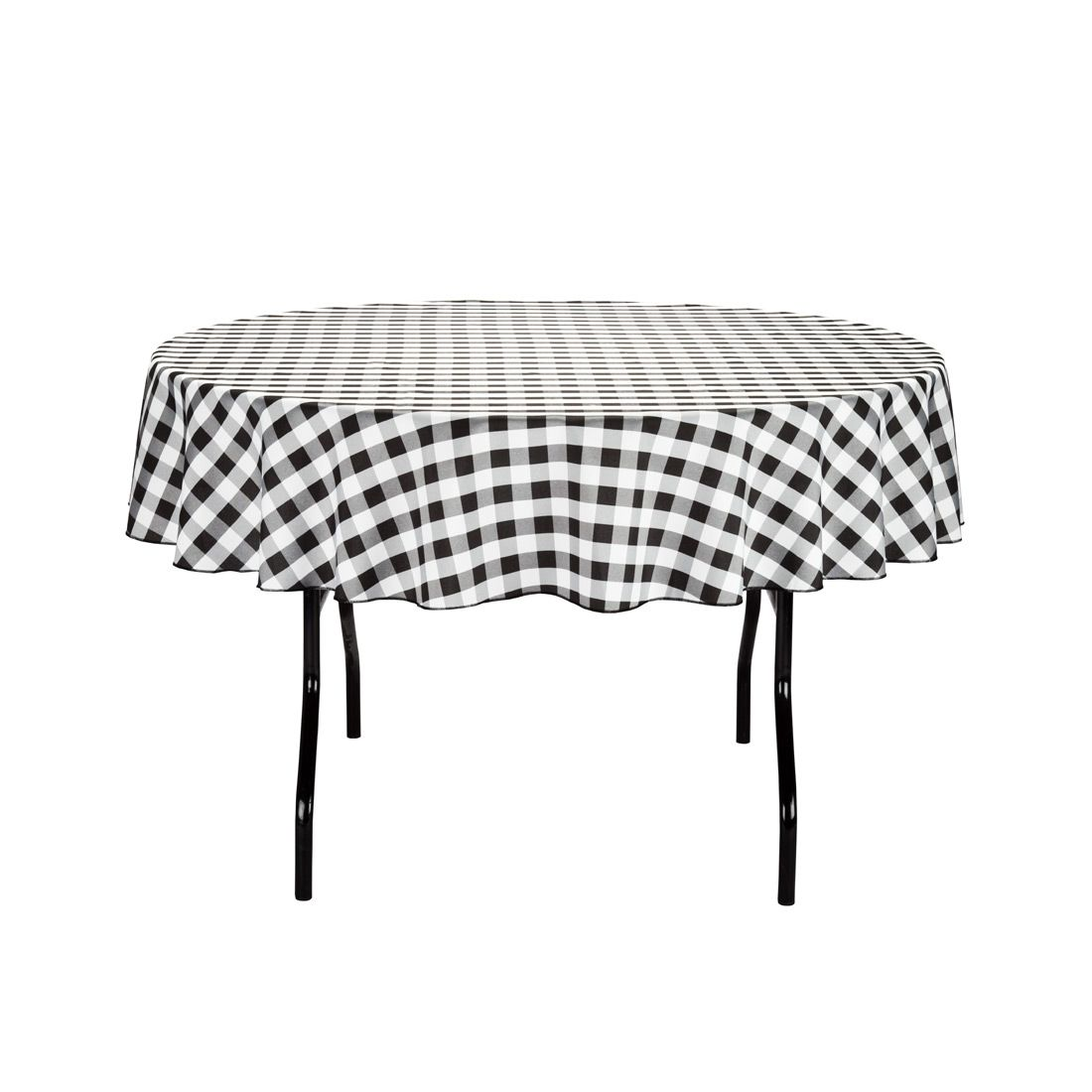 round tablecloth black white checkered main accent west elm outdoor furniture carpet tile trim strips glass and gold coffee table holiday runner patio clearance lawn cloth arcadia