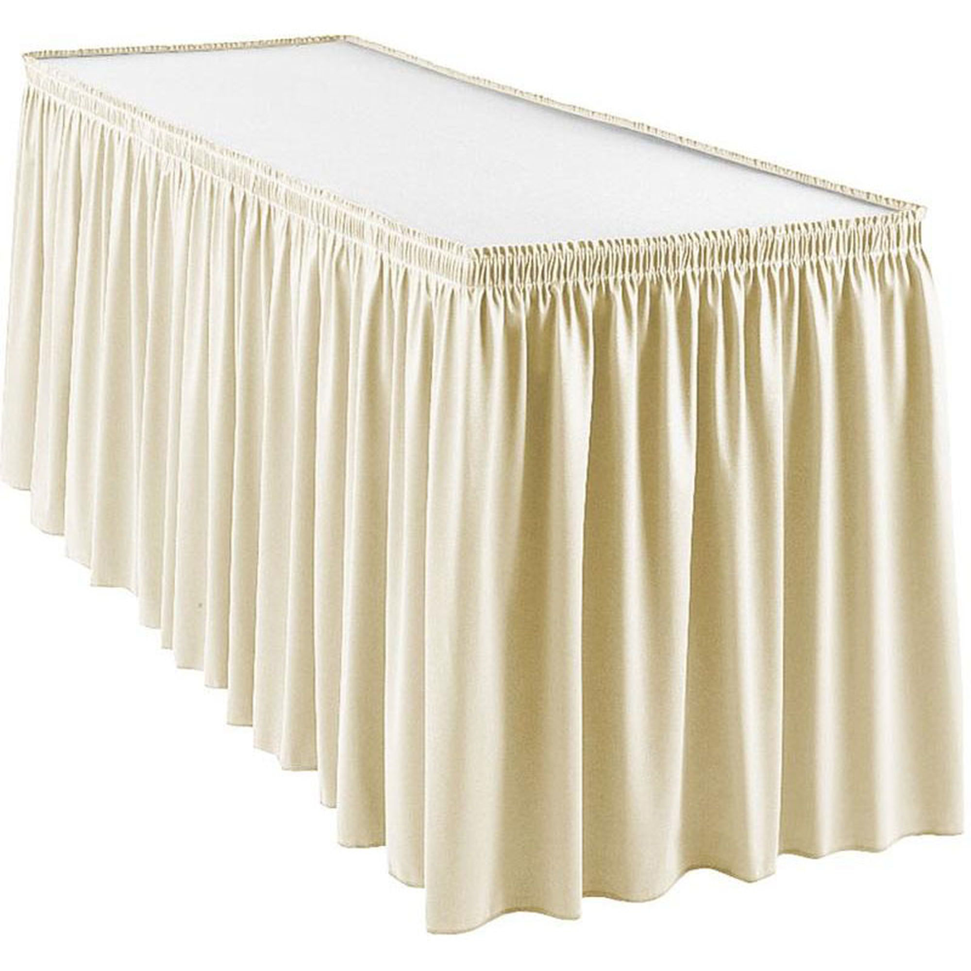 round tablecloth square table luxury elegant dining ivory pleated skirt bne accent skirts black glass lamp mini bedside teak patio furniture living room slim hallway cabinet